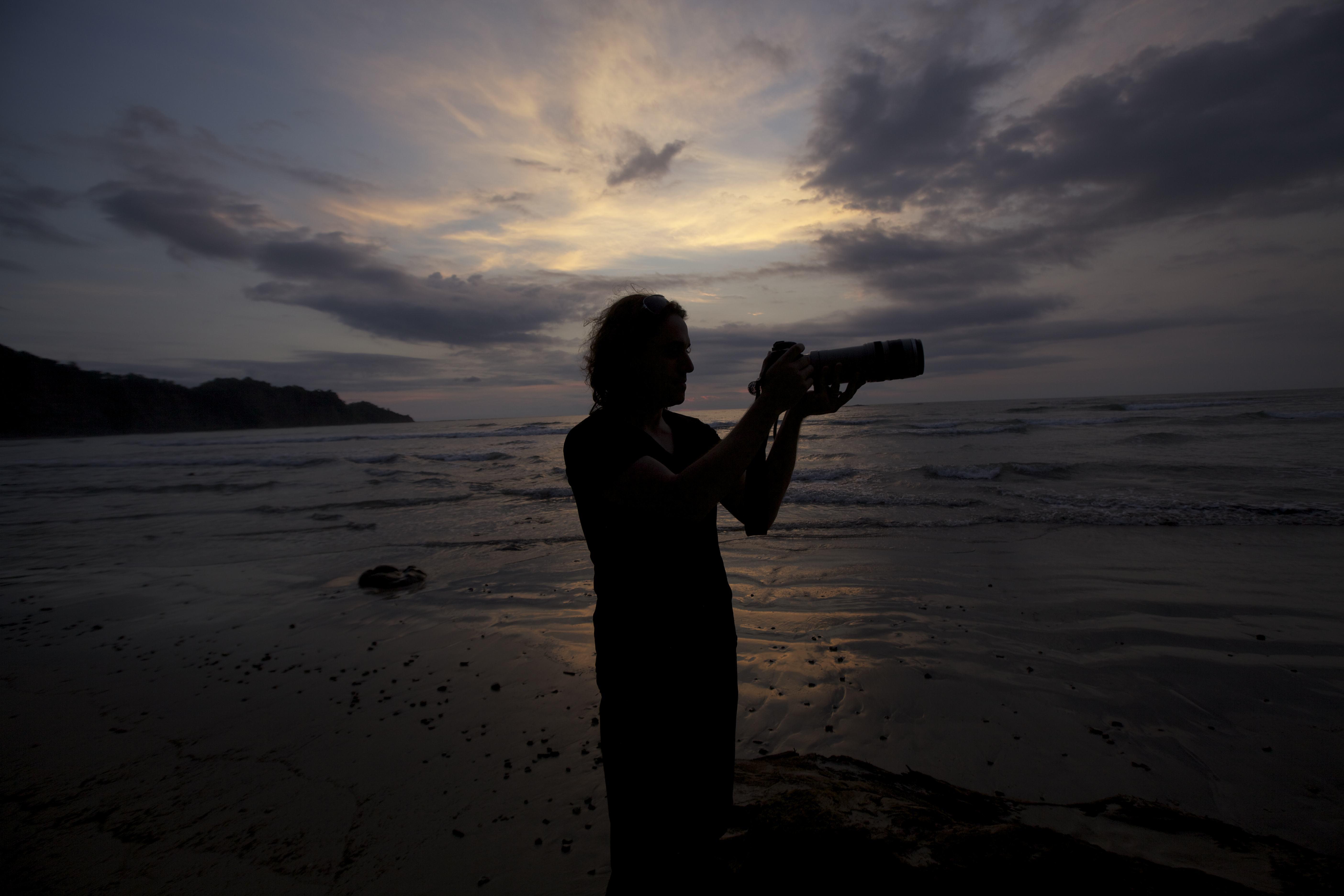 Barral Sunset Camera