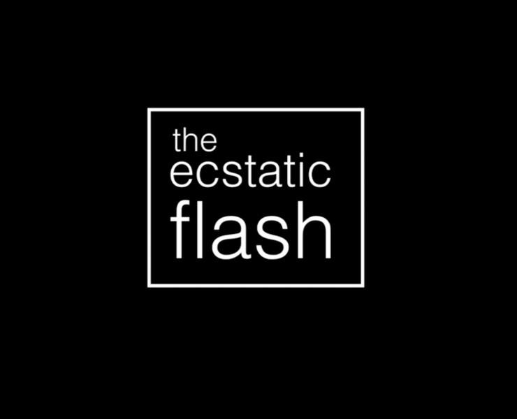 The Ecstatic Flash Show Logo