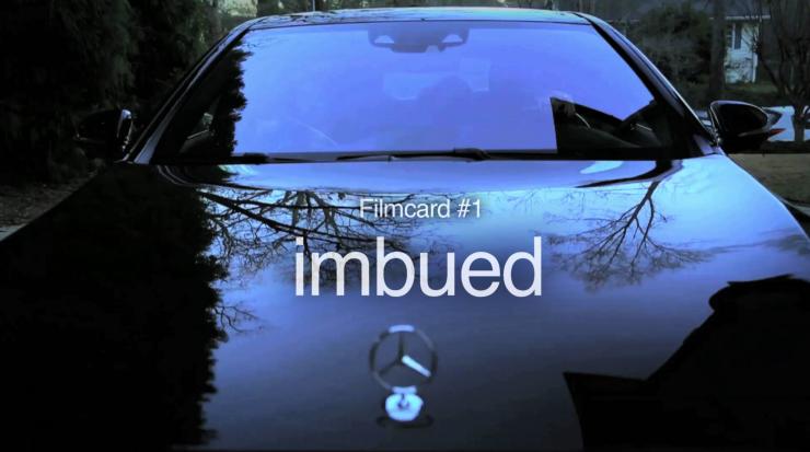 Filmcard #1 imbued